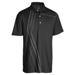 Men's Advanced Performance Polo by Caterpillar in Begin Again