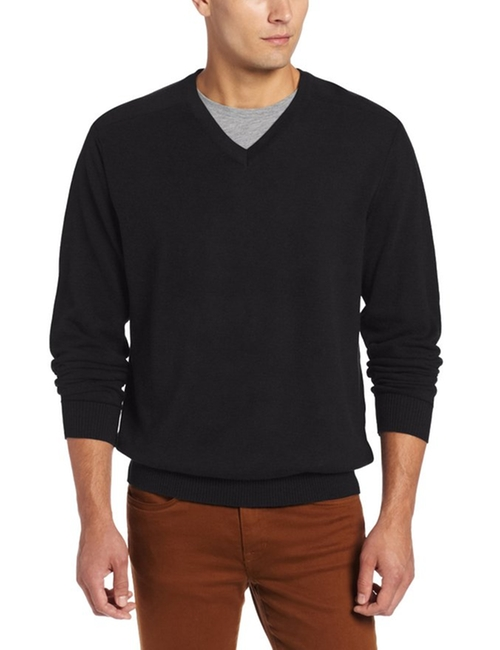 Broadview V-Neck Sweater by Cutter & Buck in The Fundamentals of Caring