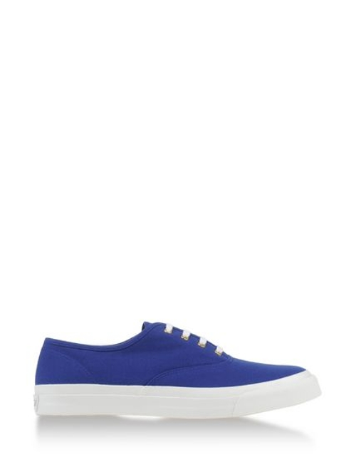 Low-Top Sneakers by Kitsuné in Self/Less