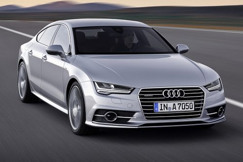 S7 Car by Audi in Fifty Shades of Grey
