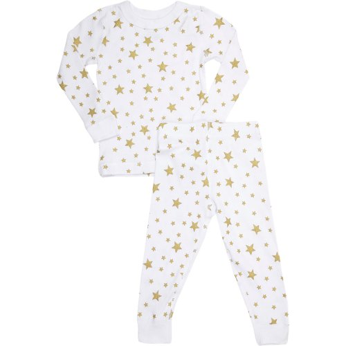 Star Print Sleep Set by Skylar Luna in Run All Night