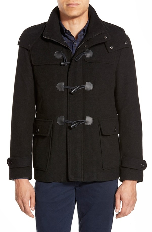 Duffle Coat with Removable Hood by Michael Kors in Quantico - Season 1 Episode 11