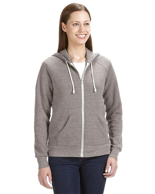 Zip Up Adrian Hoodie Jacket by Clementine in Scandal