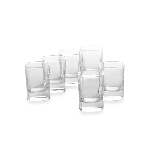 Shot Glasses by Luigi Bormioli Strauss in The Best of Me