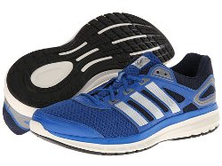 Running Duramo Sneakers by Adidas in McFarland, USA