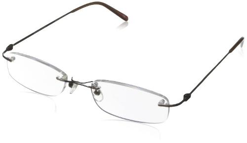 Men's Tasker Rectangular Reading Glasses by Private Eyes in Project Almanac
