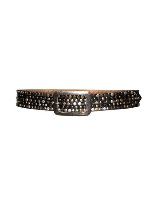 Studded Leather Belt by SPA Accessoires in Empire - Season 2 Episode 8