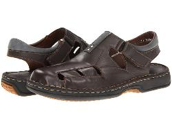 Luca Fisherman Sandal by Lassen in Neighbors