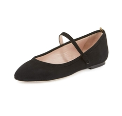 Sashay Suede Mary Jane Flats by SJP by Sarah Jessica Parker in Lemony Snicket's A Series of Unfortunate Events