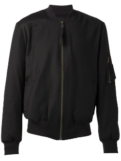 Flex Fit Athletic Bomber Jacket by BPM Fueled by Zella in Adult Beginners