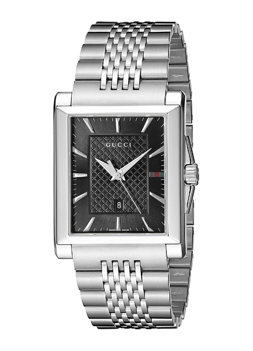 G-Timeless Swiss Quartz Watch by Gucci in Ballers