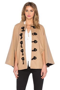 Ammon Cape by Rachel Zoe in Grace and Frankie