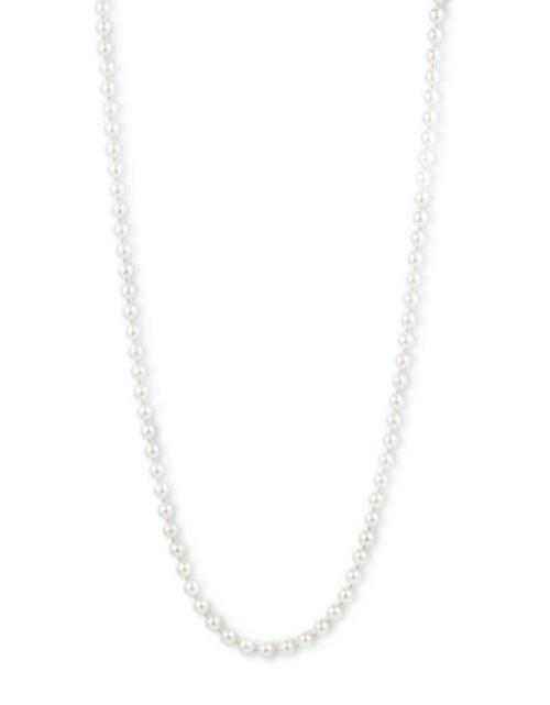 Long Pearl Necklace by Anne Klein in Laggies