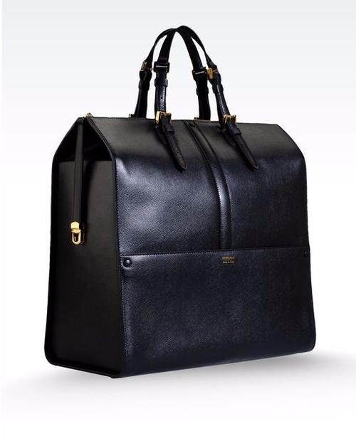 Large Tote Borgonuovo Bag by Giorgio Armani in Suits - Season 6 Episode 7
