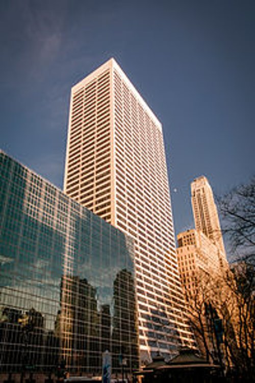W. R. Grace Building New York City, New York in Top Five