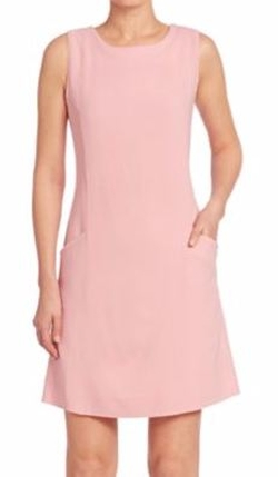 Lovely Sleeveless Shift Dress by Goat in Scream Queens