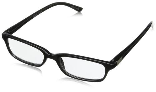 Men's Eli Rectangular Reading Glasses by Foster Grant in Gone Girl