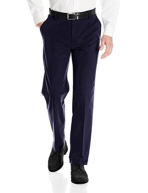 Classic Fit Flat Front Pant by Dockers in Straight Outta Compton