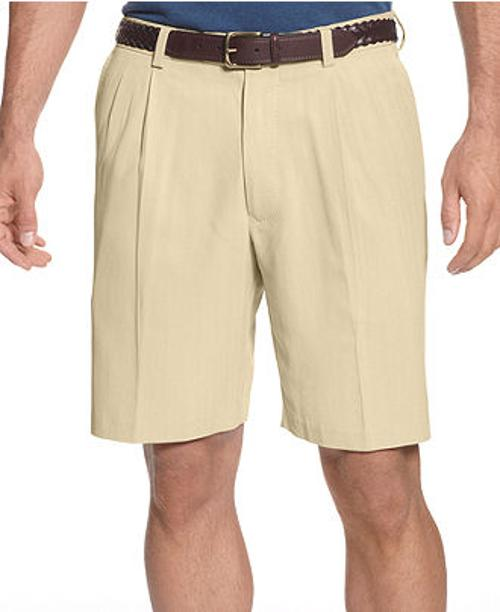 Flying Fishbone Flat Front Short by Tommy Bahama in Wish I Was Here