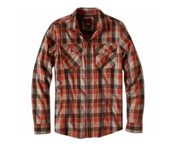 Huntley Button Down Shirt by Prana in New Girl