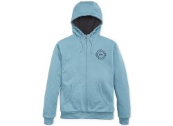 Better Circle Sherpa-Lined Hoodie Jacket by Quiksilver in Get Hard