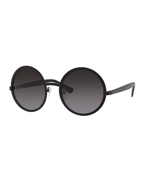 Round Acetate Sunglasses by MARC by Marc Jacobs	 in American Horror Story - Season 5 Episode 6