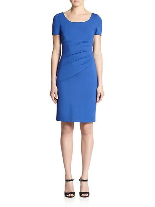 Bevina Ceramic Sheath Dress by Diane von Furstenberg in Trainwreck