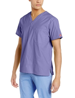 Men's V-Neck Scrub Top by Dickies in Terminator: Genisys