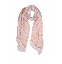 Printed Scarf by Roberto Cavalli in The Layover