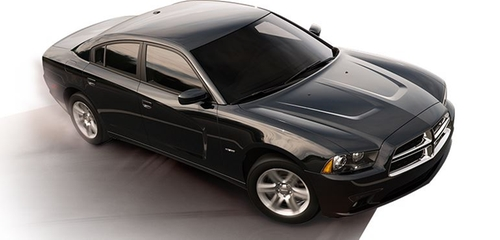 Charger Sedan by Dodge in Taken 3