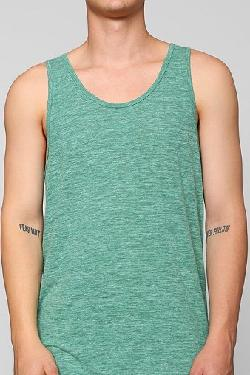 Triblend Slub Tank Top by BDG in Neighbors