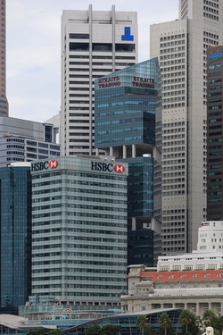 Singapore by Straits Trading Company in Hitman: Agent 47