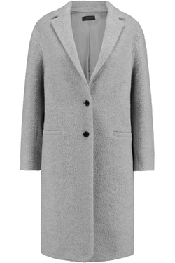 Teddy Textured Wool Blend Coat by Joseph in Arrow