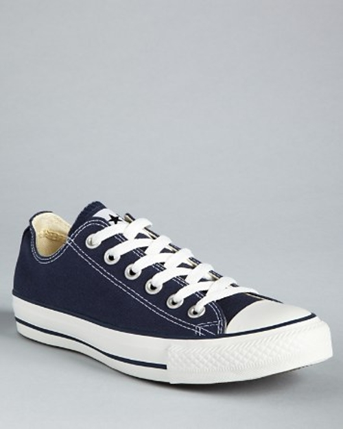 Unisex Low Top Sneakers by Converse in Mean Girls