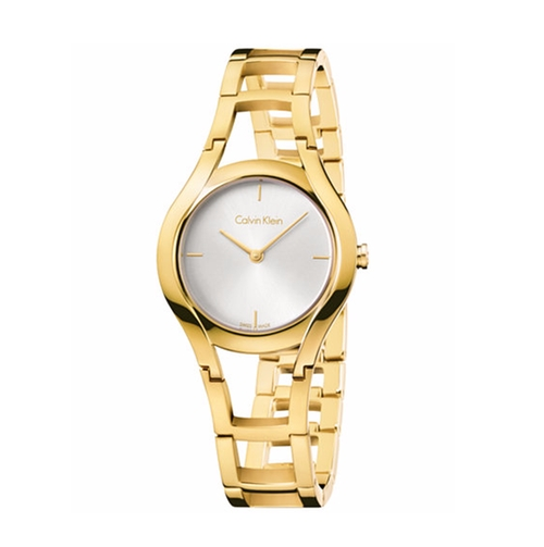 Stainless Steel Bracelet Watch by Calvin Klein in Popstar: Never Stop Never Stopping