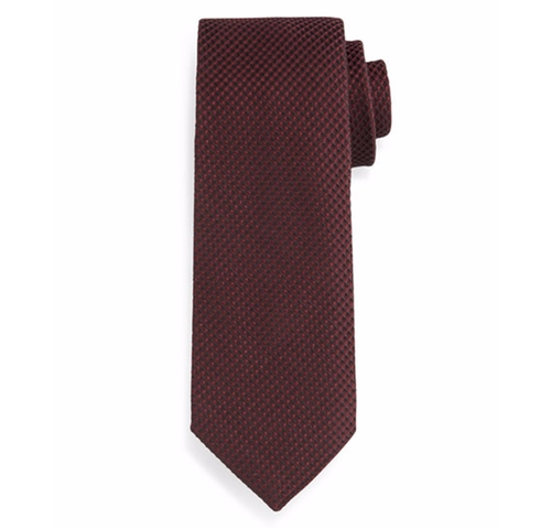 Micro Square-Check Silk Tie by Tom Ford in House of Cards - Season 4 Episode 2