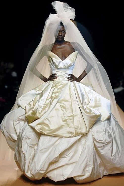 Lily Wedding Gown by Vivienne Westwood in Sex and the City