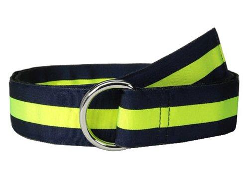 Neon Stripe Grosgrain Belt by Vineyard Vines in Get Hard