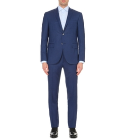 Nailhead Regular-Fit Wool Suit by Corneliani in Empire