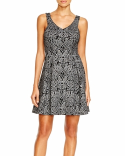 Shine Jacquard Dress by Aqua in Love, Rosie