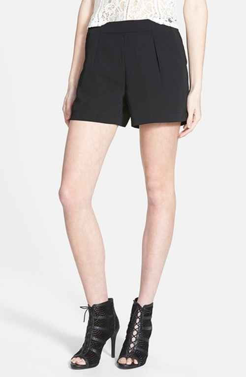 High Waist Shorts by The Hanger in Sisters