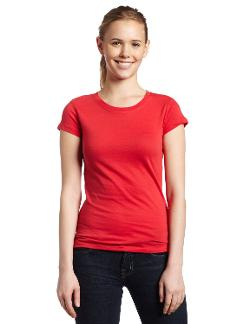 Juniors Basic Solid Color Crew Neck T-Shirt by Southpole in Dolphin Tale 2