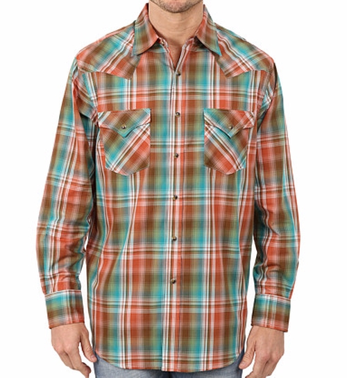 Long Sleeve Frontier Shirt by Pendleton in The Ranch -  Looks