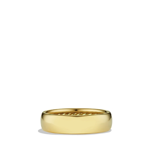 Band Ring by David Yurman in Self/Less