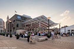 Boston, Massachusetts by New England Aquarium in Ted