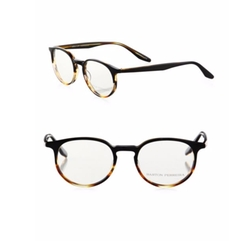 Norton Tortoise Shell Round Eyeglasses by Barton Perreira in Lemony Snicket's A Series of Unfortunate Events