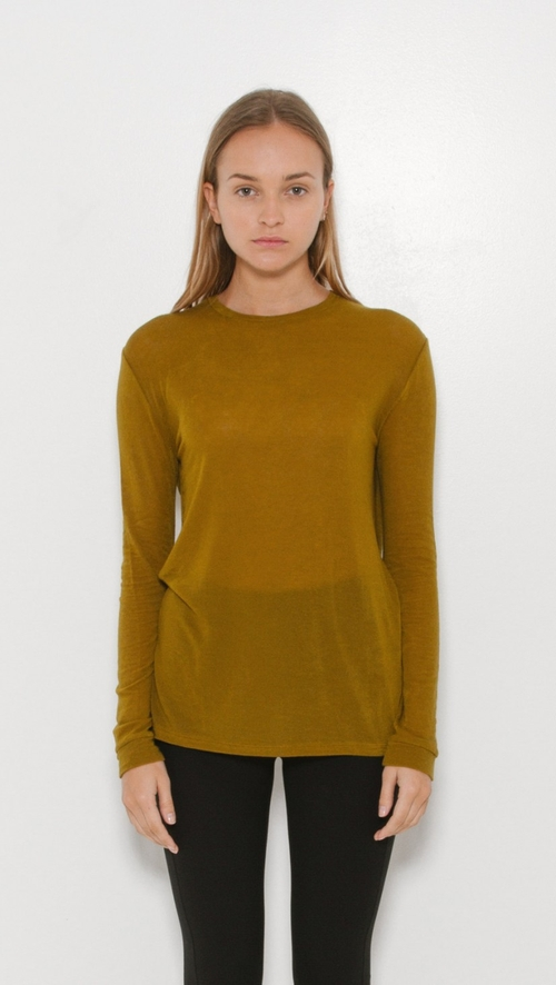 Satine Long Sleeve Top by IRO in Keeping Up With The Kardashians - Season 11 Episode 13