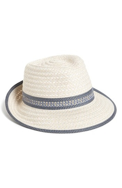 Fedora Hat by Eric Javits in Modern Family