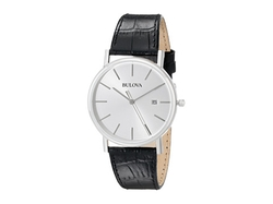 Genuine Leather Band Watch by Bulova in The Big Bang Theory