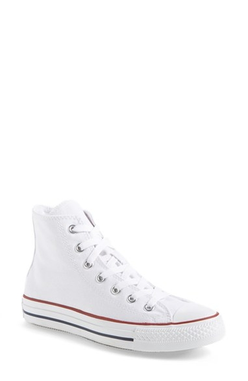 Chuck Taylor High Top Sneakers by Converse in Arrow - Season 4 Episode 15